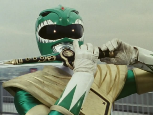 Green Zyuranger Unmasked Related Keywords & Suggestions